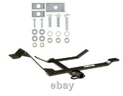 Trailer Tow Hitch For 98-10 Volkswagen Golf Beetle with Wiring Kit