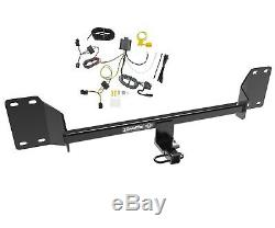 Trailer Tow Hitch & Wiring Kit for 2018-2019 Honda Accord 1 1/4 Receiver